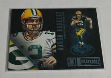 Cartes de football américain Aaron Rodgers