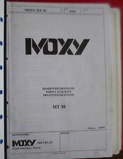 Moxy Dieselmotor 351150 catalogo parti di ricambio
