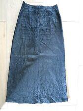 Jupe COP.COPINE jeans froissé noir 38 M