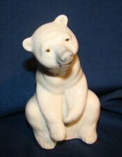 Lladro Polar Bear Resting Fig 00004000 urine