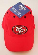 SF NFL Bud Light NWT Red Baseball Cap Sports Hat