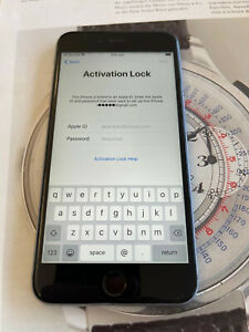 Apple iPhone S working but for parts as I Have lost my password