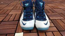 Nike Chuck Posite SZ 13 White Navy Polarized Blue Barkley Foamposite 684758-400