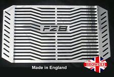 Yamaha FZ8 S/N (10-16) Beowulf Polished Stainless Steel Radiator Guard Y026