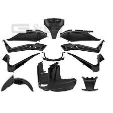 Kit carénage Capot en noir pour Yamaha X-Max MBK Skycruiser 125 250