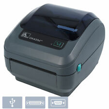 Etikettendrucker Zebra GK420d 203 dpi, Abreißkante, GK42-202520-000