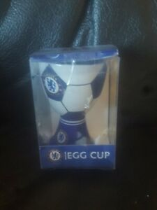 Chelsea FC Official Authentic Licensed Product - EGG CUP - New In Box - Blue