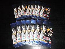 lot de 15 booster carddass bleach serie 1 neuf vf