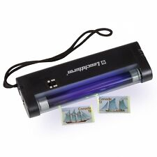 Lighthouse Portable Long Wave Uv Ultraviolet Lamp Light Stamps Currency Banknote