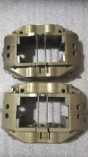 Porsche 997 Brembo GT3 Gold Rolex Spec rear 4 piston Brake calipers