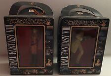 x2 SEALED Banpresto Japan Final Fantasy VIII 8 Figures - 1999 - Irvine & Quistas