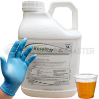 1 x 5L Rosate 360 TF Very Strong Glyphosate Weedkiller + Free Cup & Gloves