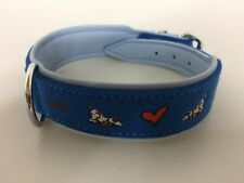 Collar para Perro Montenegro Talla L Azul Real