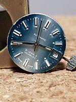 orologio  AS 5103 automatico vintage MOVIMENTO +quadrante  per ricambi