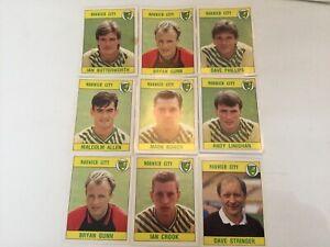 Panini Football 90 English Clubs Sticker 1990
