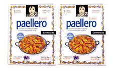 2x Paella PAELLERO Gewürz 20g Carmencita spanische Gewürzmischung mit Safran