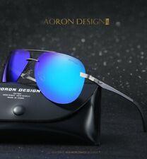 🔥Sunglasses Men's Polarized Driving Glasses Sports Eyewear Aluminum Frame