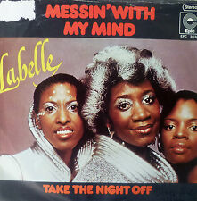 """7"""" 1975! LaBelle: Messin 'With My Mind // VG + + \ \"""