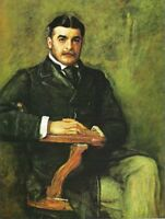 """high quality oil painting handpainted on canvas """"Portrait of a man"""""""