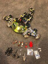 Lego Aquazone Stingrays Stingray Stormer #6198 100% Complete!