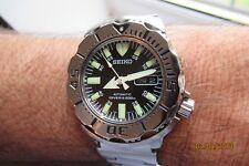 Seiko Monster buzos 200M generación uno de julio de 2002 En Caja Difícil de encontrar ahora G/C A220