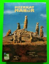Animal Planet's Meerkat Manor: Season 1 Dvd 3-Disc Set Brand New Factory Sealed