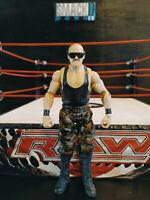 Sgt Slaughter Basic figure - Series 69 - Mattel - WWE wrestling Vintage rare toy