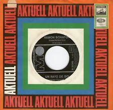 SINGLE 1970 RAMON BONAFON - UN RAYO DE SOL ,7inch