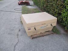Refresher Vending Food Beverage Box Cooler Club Car EZGO Slide in Golf Cart Bed