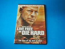 Live Free or Die Hard (Full Screen Editi Dvd