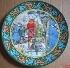 Wedgwood Collectors Plate ARTHUR DRAWS THE SWORD - LEGEND OF KING ARTHUR #2