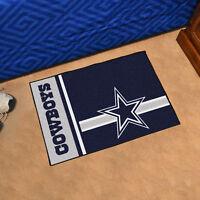 "NFL - Dallas Cowboys Durable Starter Mat - 19"" X 30"""