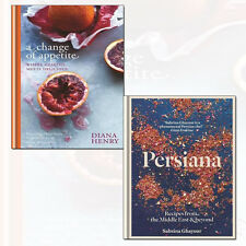 Persiana and A Change of Appetite 2 Books Collection Set Pack NEW Hardcover UK
