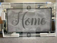 HOME sparkle glitz mirrored picture, HOME glitter art wall picture mirror frame