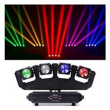 80W RGBW Stage Lighting Beam LED Pro Moving Head Light DMX DJ Club KTV Club