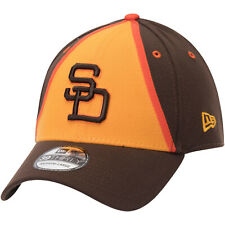 San Diego Padres New Era Cooperstown Team Classic 39THIRTY Flex Hat
