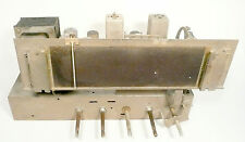 vintage * MAJESTIC MIGHTY MONARCH RADIO: untested CHASSIS w/ 8 tubes #A111925