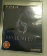 Resident Evil 6Juegos ps3 fisico.