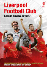 Liverpool FC: End of Season Review 2016/2017 DVD (2017) Liverpool FC ***NEW***