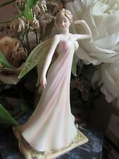 "FAIRY SITE ""CHAMOMILE"" FAIRY Figurine by Munro makers of Faerie Glen BNIB"