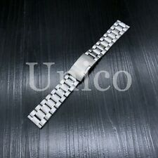 18MM WATCH BAND SOLID FOR OMEGA SPEEDMASTER 3510.50 REDUCED,1567/850 MOON S/END