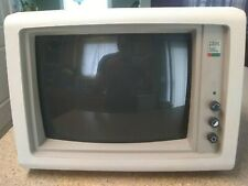 5153 IBM CGA 13INCH VIEWABLE NICE PICTURE COLOR MONITOR ORIGINAL