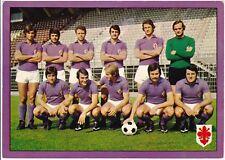 Calcio/football Cartolina FIORENTINA anni '70 originale