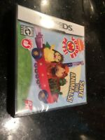 Wonder Pets Save The Animals Nintendo DS Brand New Factory Sealed