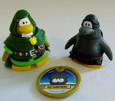 Disney Club Penguin Ranger & Ninja Figures