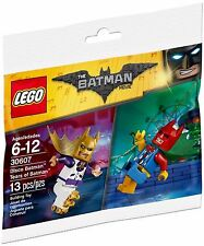 LEGO THE BATMAN MOVIE DISCO TEARS OF BATMAN CLOWN SEALED POLYBAG 30607
