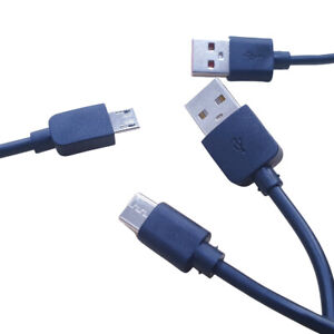 USB Fast Charging and Data Cable Micro/Type C for Smartphones USB Accessories