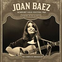 Joan Baez - Newport 1968 [CD]