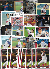 Trevor Bauer  25 card lot W/9 Rc Indians  *COMBINE SHIPPING*