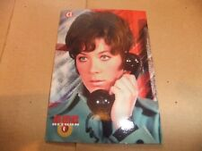 THE AVENGERS LINDA THORSON TV CORNERSTONE CHASE PREMIER CARD 6 PATRICK MacNEE